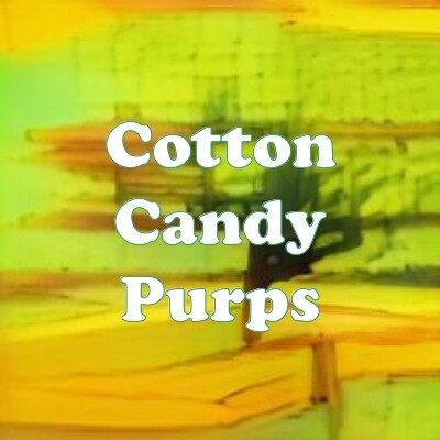 Cotton Candy Purps strain
