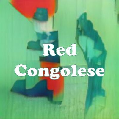 Red Congolese strain