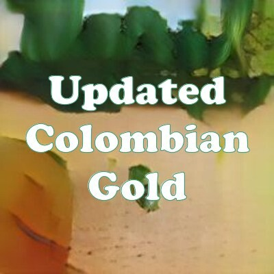 Updated Colombian Gold strain